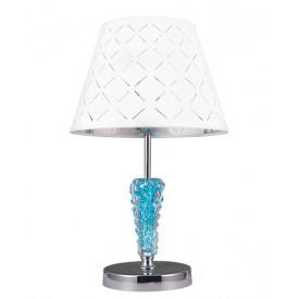 Настольная лампа 1017/1T-CR-WT ЛАНС
