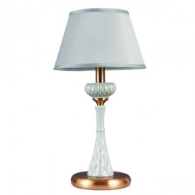 Настольная лампа 1022/1T-CBR-GRGN АСТА